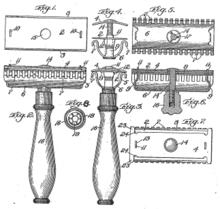 Gillette Patent